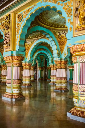 عکس قصر میسور