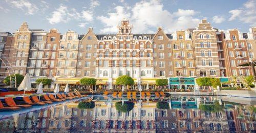 نظرات مسافران از هتل اورنج کانتی آنتالیا