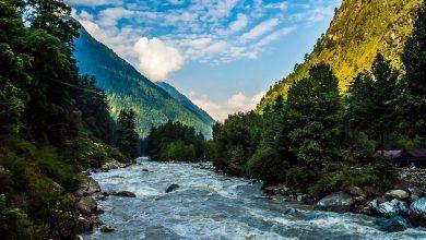 Photo of رودخانه پارواتی: طبیعتی زیبا در روستای کازول