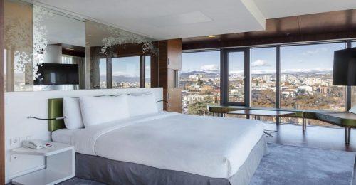 هتل رادیسون بلو گرجستان