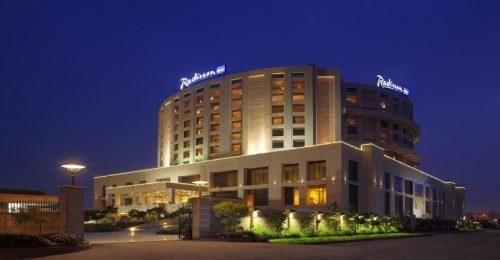 هتل رادیسون بلو دهلی