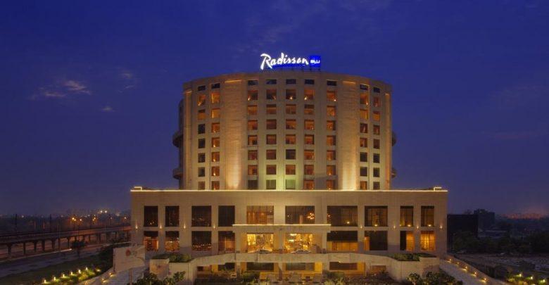 عکس هتل رادیسون بلو هند
