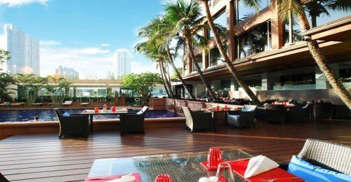 عکس هتل رامادا پلازا بانکوک