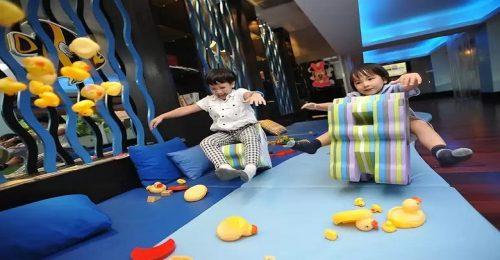 عکس هتل رامادا پلازا در بانکوک