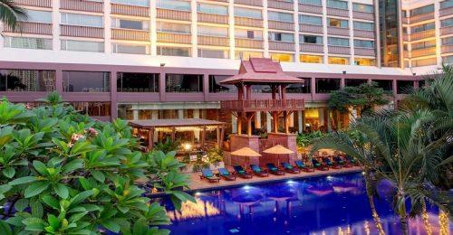 هتل رامادا پلازا آگرا هند