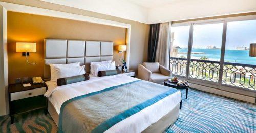 هتل ریکسوس باب البحر
