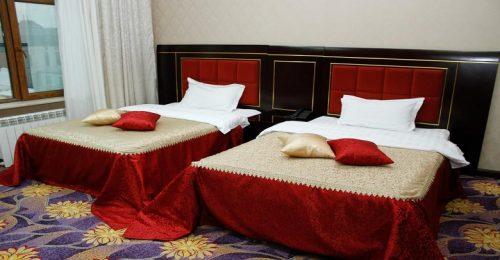 هتل سفران باکو