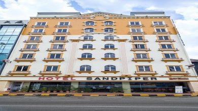 تصویر هتل سند پیپر