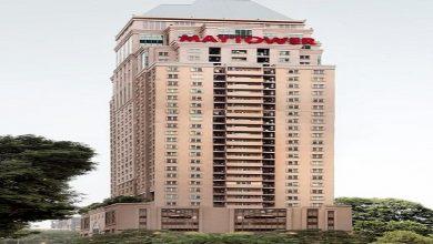 تصویر هتل می تاور