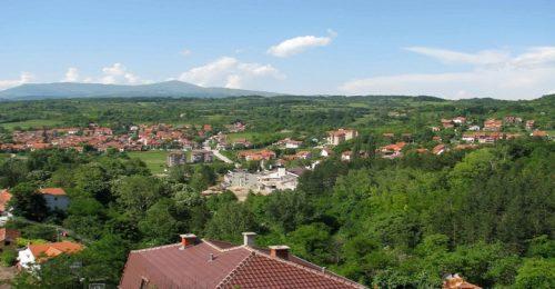 شهر سوکوبانجا در صربستان