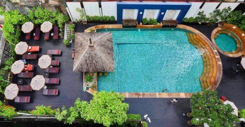 عکس هتل سان بیم پاتایا