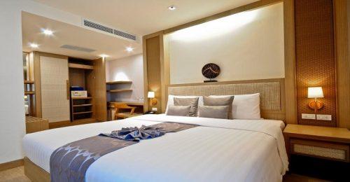 هتل اشلی پلازا تایلند
