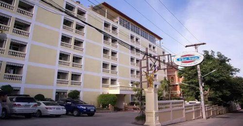 هتل دسان ریزورت در تایلند