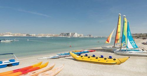 هتل وستین مینا سیاحی دبی