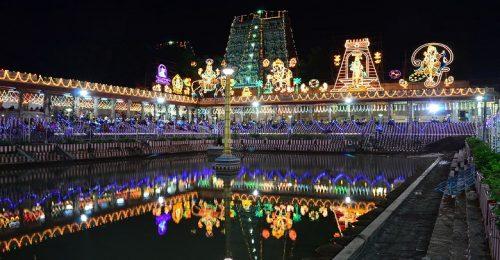 معبد میناکشی هند