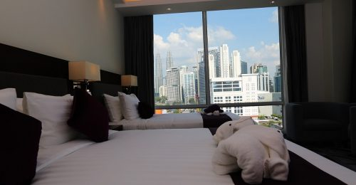 هتل دبلیوپی مالزی