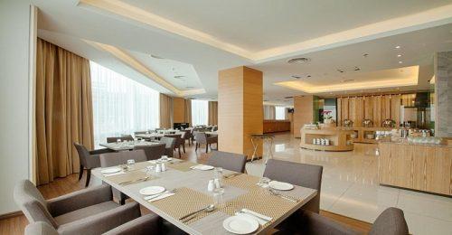 هتل دبلیو پی کوالالامپور