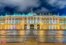 Photo of کاخ زمستانی سن پترزبورگ