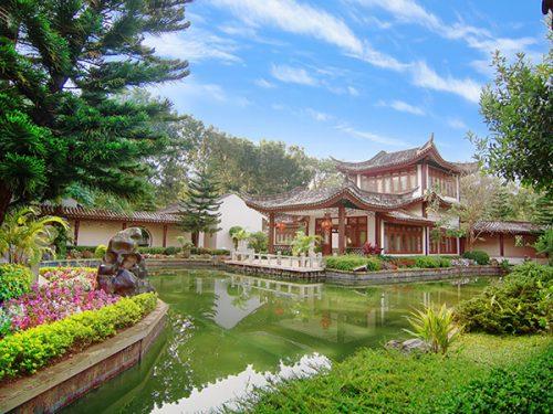 باغ یویوان چین