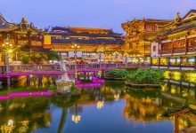 تصویر باغ یویوان شانگهای