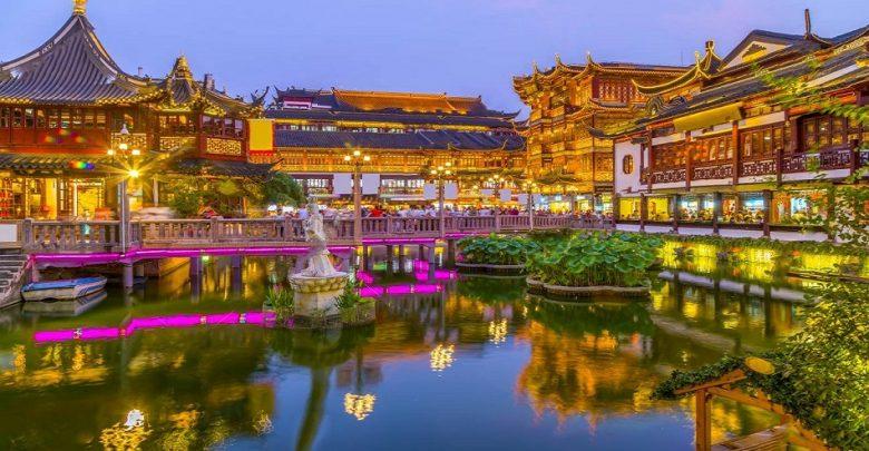 باغ یویوان در چین
