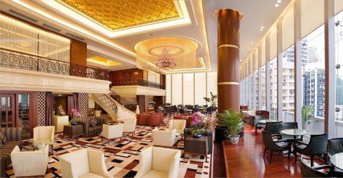 عکس هتل سنتری پلازا چین