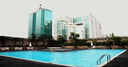 امکانات هتل سنتری پلازا چین