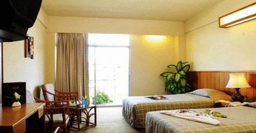 هتل گلدن بیچ تایلند