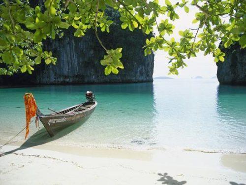 عکس های جزیره هنگ در تایلند