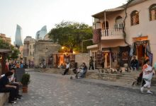 Photo of شهر قدیمی باکو