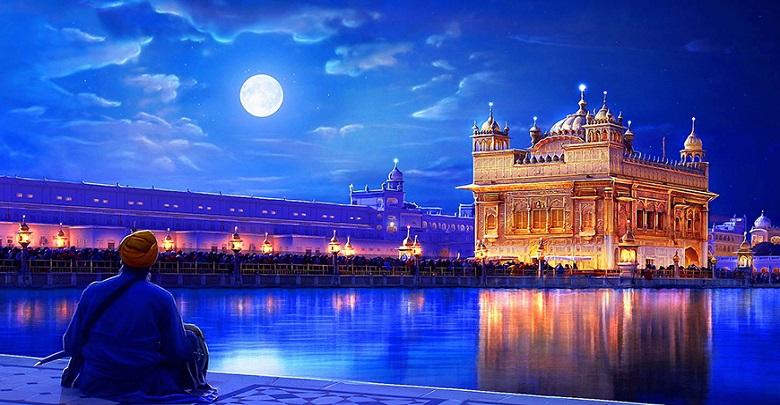 عکس معبد طلایی آمریتسار هند