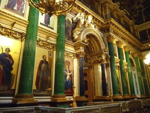 کلیسای اسحاق مقدس