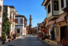 تصویر شهر قدیمی کالیچی (kaleici)