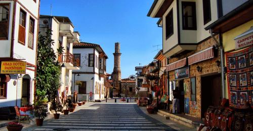 شهر کالیچی آنتالیا