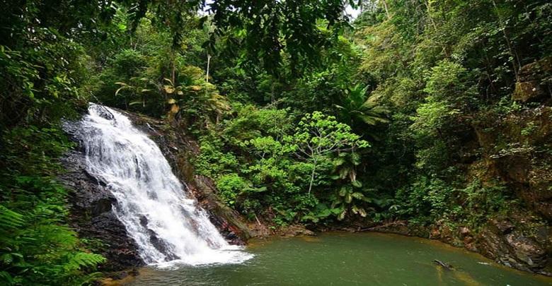 آبشار کوتا تینگی مالزی