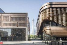 تصویر مرکز مالی بوند در شانگهای چین