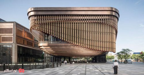 مرکز مالی بوند در چین