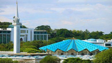 Photo of مسجد نگارا مالزی