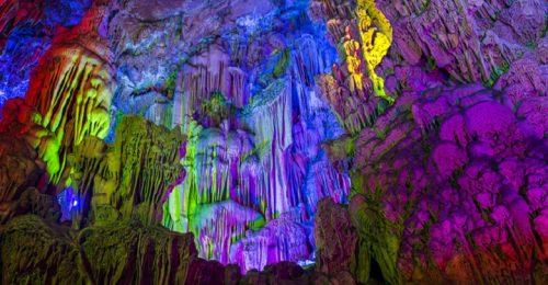 غار رید فلوت چین