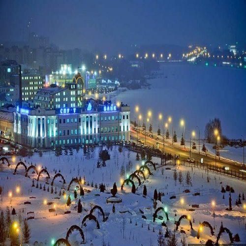 سفر به روسیه در تابستان