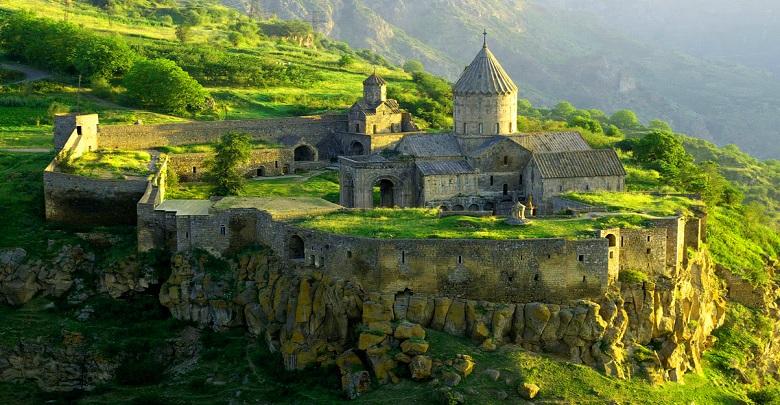 صومعه تاتو Tatev ارمنستان