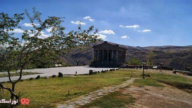 Photo of معبد گارنی