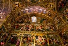 تصویر کلیسای وانک اصفهان