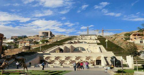 معرفی کامل شهر ایروان
