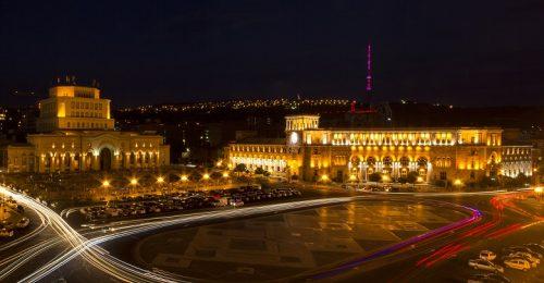 سفرنامه شهر ایروان